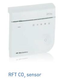 RFT CO2 sensor